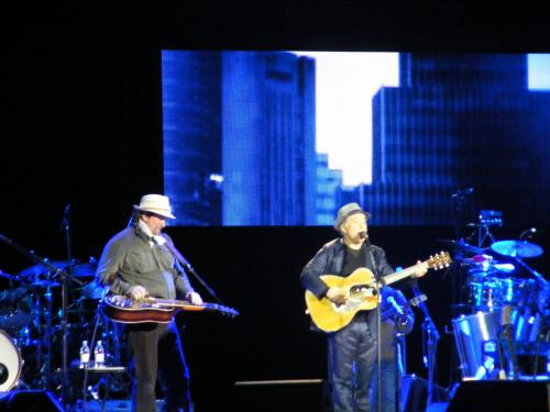 Paul Simon And Jerry Douglas 