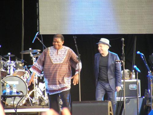 Introducing Ladysmith Black Mombazo