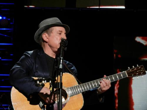 Paul Simon - Forest National, Brussels - July 17, 2012