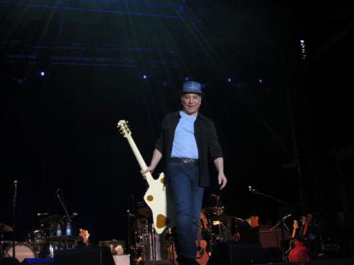 Paul Simon Berlin July 2011, Foto by Ron Mertiny