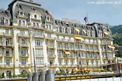 Our Hotel in Montreux<br><br> ..or was it Paul's??..<br> I'm not sure because they<br> have the same look ,-)