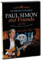 Paul Simon DVD - And Friends - Gershwin prize