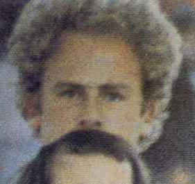 Have you noticed that if you cover Paul Simons face on the cover of BOTW from the eyebrows down, Art Garfunkel looks like he has the worlds greatest cossack moustache (from AMPS)