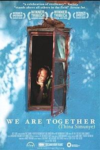 The documentary ´We Are Together´ with cameo appearances by Paul Simon and Alicia Keys