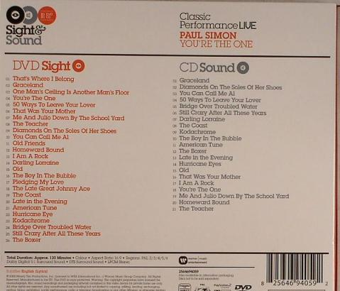 Watch out - only 21 songs on the CD!