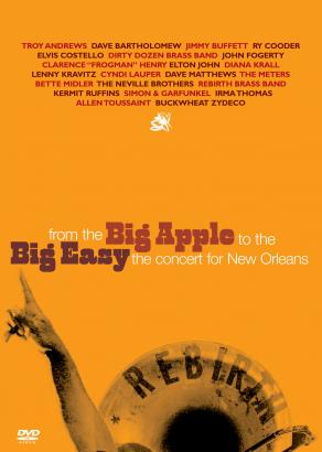 Big Apple DVD cover